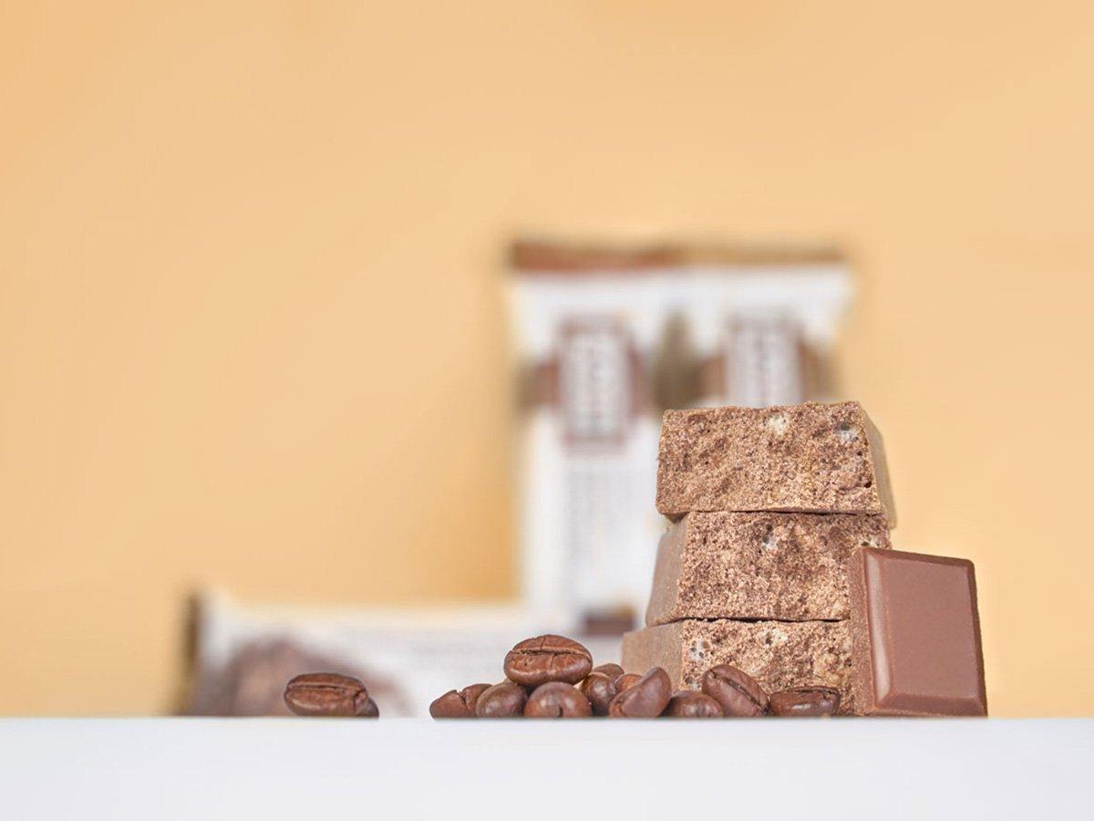 prolive barretta proteica cioccolato latte caffe