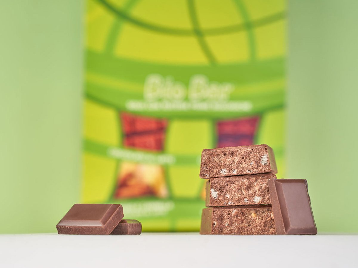biobar barretta biologica cioccolato fondente