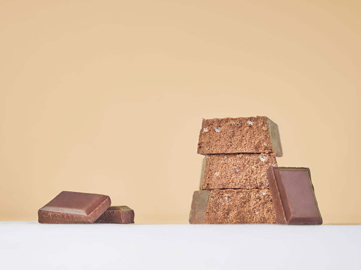 Vis Protein barretta proteica gusto cioccolato al latte