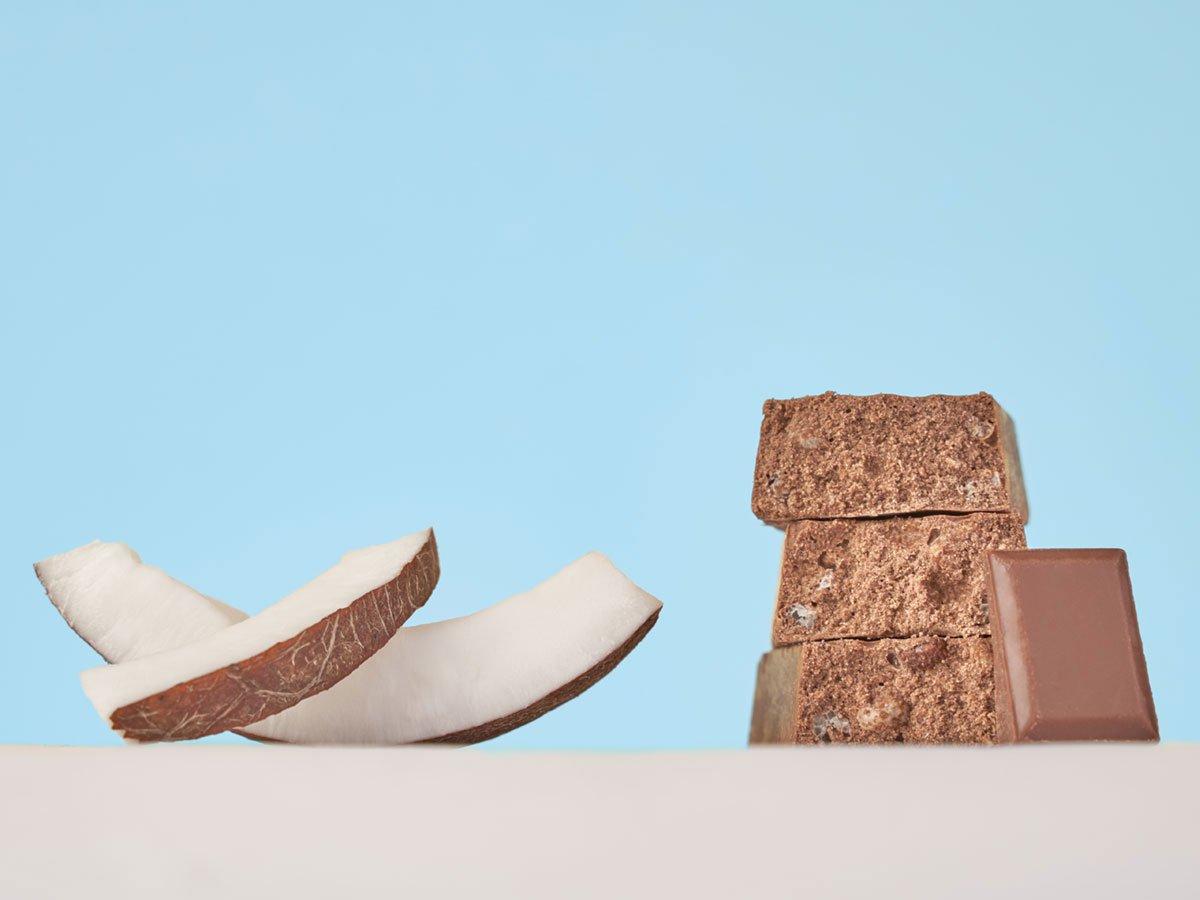 Vis Protein barretta proteica gusto cioccolato e cocco