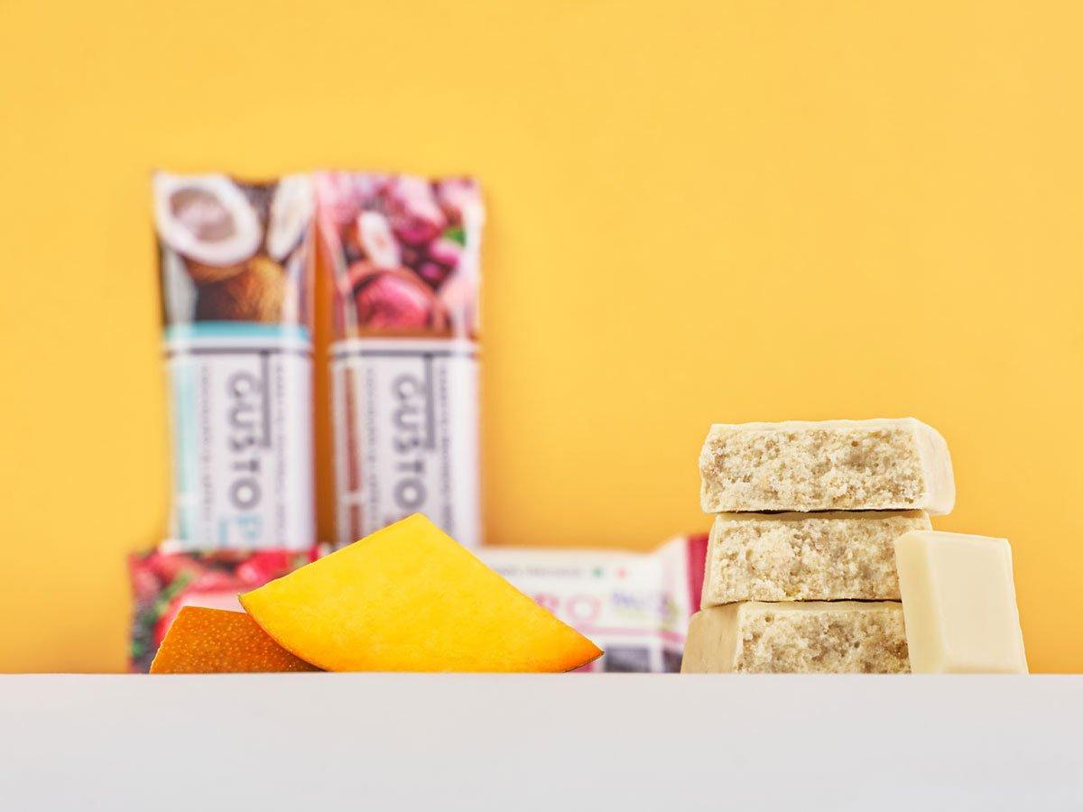 Gusto Pro Barretta Proteica gusto Mango