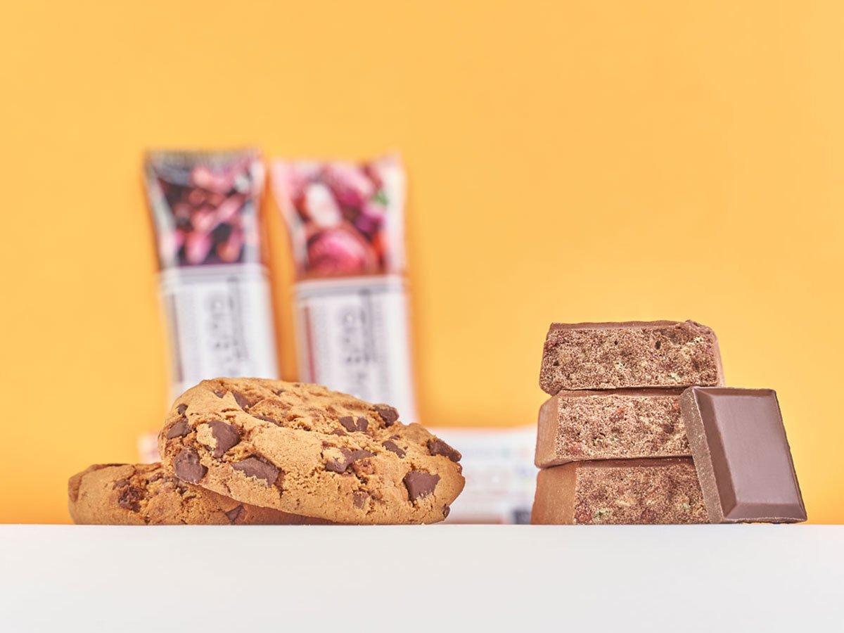 Gusto Pro Barretta Proteica cioccolato gusto cookie